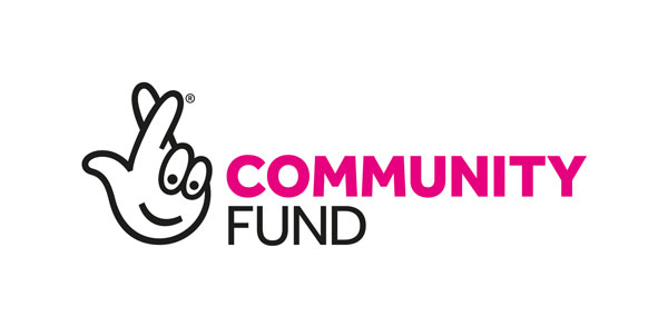 Logo: community fund logo