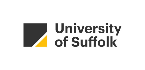 Logo: university of suffolk logo