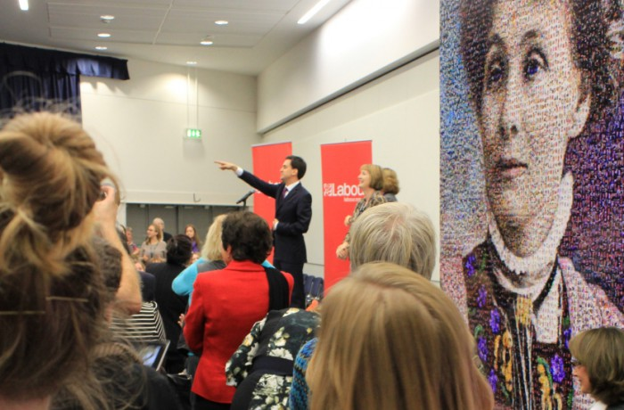 Photo: Labour Party Women's Conference