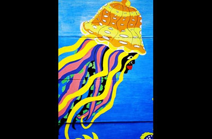 Photo: Mural – Wythenshawe Women's Aid