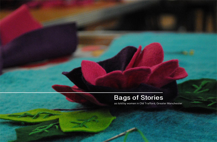 Photo: Bags of Stories©