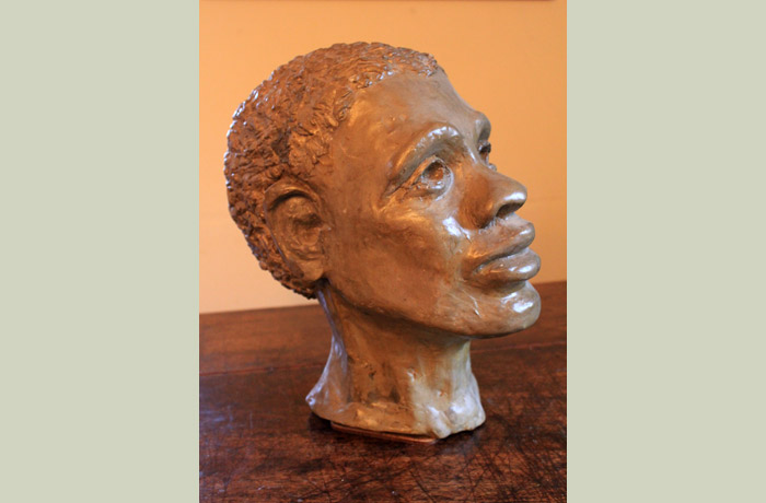 Photo: Head:  African Head