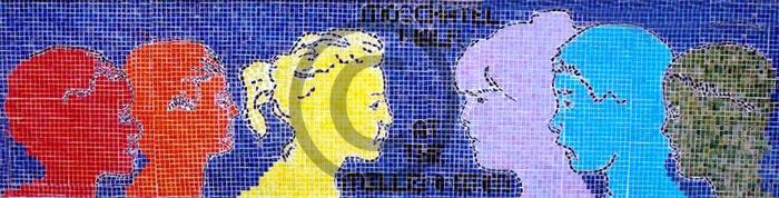 Photo: Millennium Mosaic