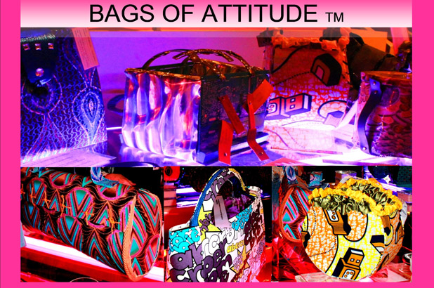 Photo: Bags of Attitude ™ Training Pack and School Workshop Pack